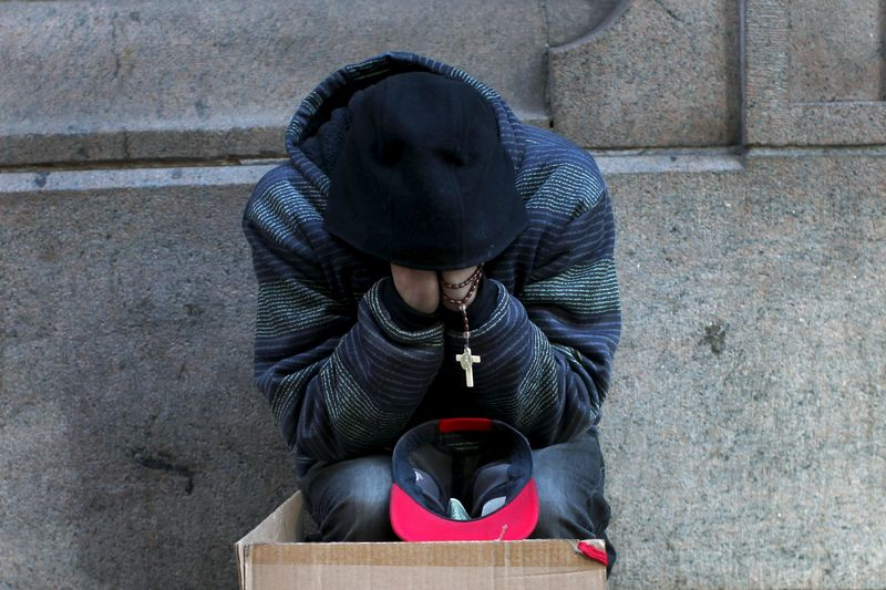 U.S. Suffers Sharpest Rise in Poverty Rate in More Than 50 Years