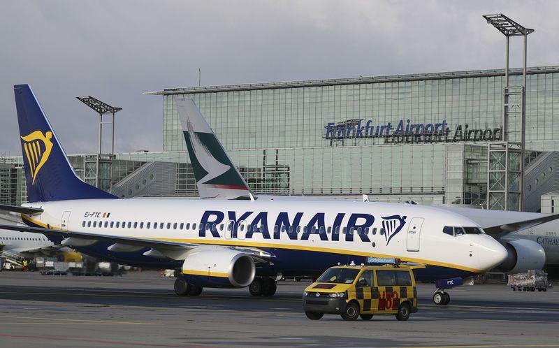 Tarifeinigung von Piloten und Ryanair in Deutschland Von Reuters