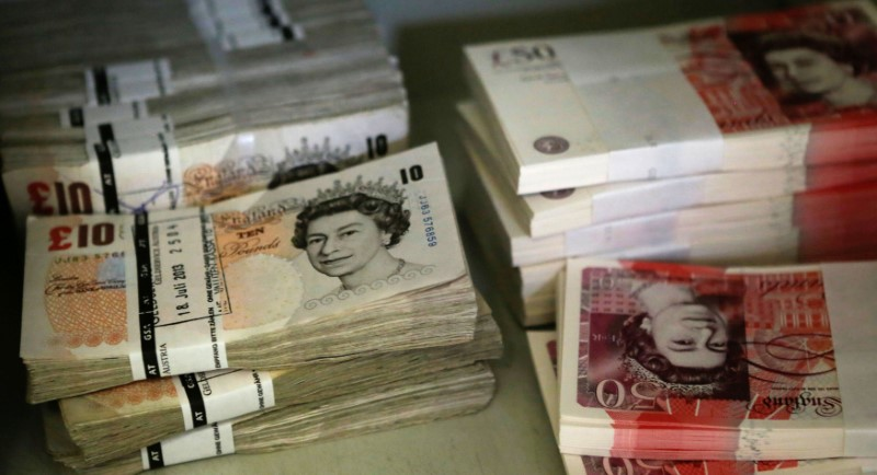 Reuters.  Курс британского фунта резко повысился