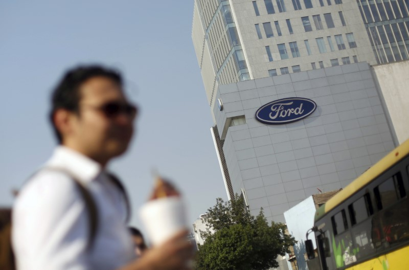 Ford, GM among Michigan companies opposing Republican-backed voting limits By Reuters