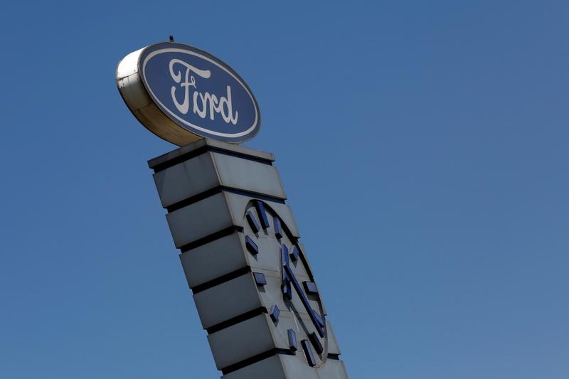 Ford to lay off 185 workers at Canadian plant -union