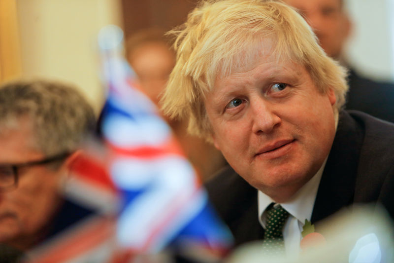 Boris Johnson Leads Tory Leadership Race With 126 Votes in Second Ballot