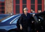 Almanya Başbakanı Merkel ve İngiliz Başbakanı Johnson yakında görüşecek-Alman hükümet sözcüsü