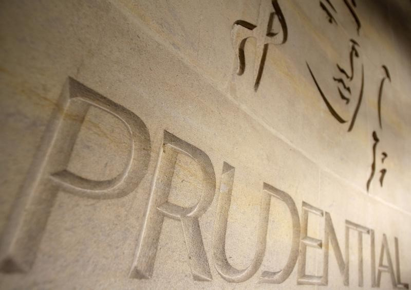© Reuters.  Prudential to buy Assurance IQ for $2.35 billion to widen customer base