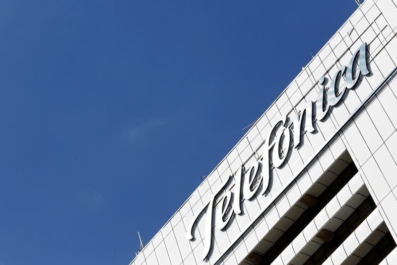 © Reuters.  Telefônica aprova distribuição de R$ 2,8 bi em JCP com yield de 4,3%