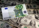 Forex - U.S. dollar bounces higher, euro dips before ECB