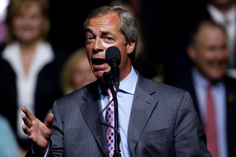 Forex - Pound Surges as Farage Pledges Not to Fight Tories By Investin