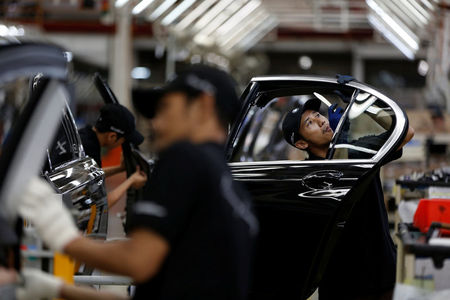 German Factories See Record Drop in Demand