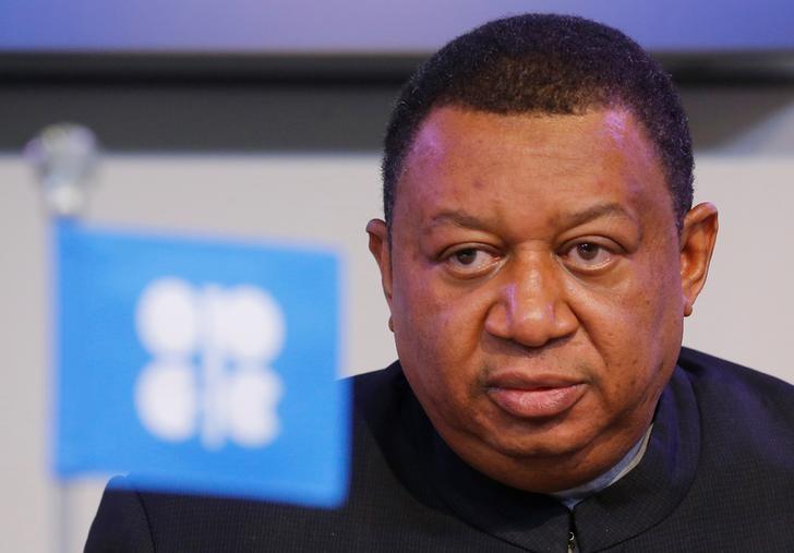 © Reuters.  Заявление ОПЕК поддержало цены на нефть