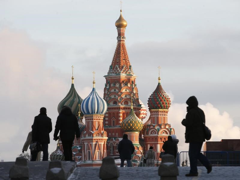 Ruble Recaptures Emerging-Market Crown With Yields Near 2013 Low By Bl