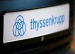 European Stocks Slide on Virus Fears; Thyssenkrupp Slumps