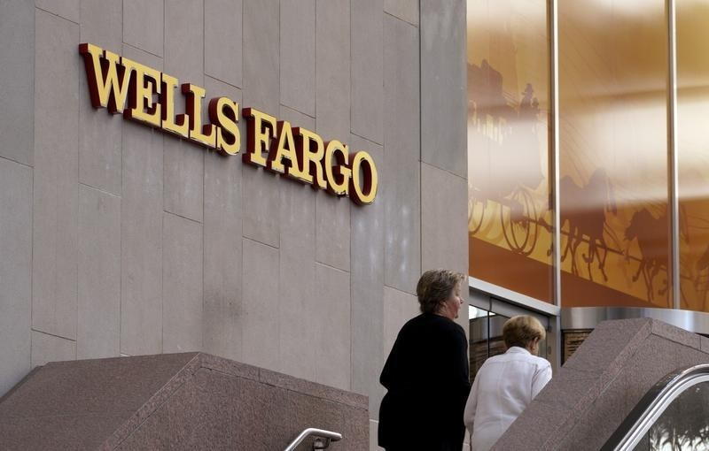 © Reuters. Wells Fargo says DACA recipients to get access to credit products