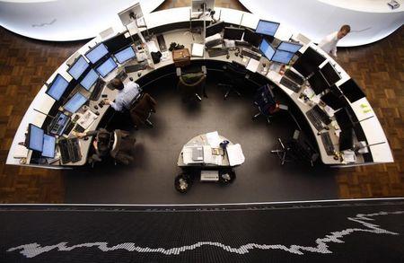 European stock futures slump 2% on report France mulling national lockdown