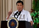 UPDATE 1-Philippines' Duterte says presidency no job for a woman