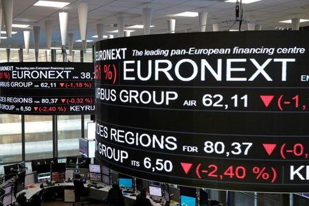 European Stocks Weaken as Covid Damage Mounts
