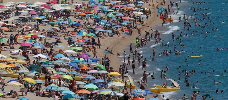 El coronavirus cancela las vacaciones de primavera en México, la economía turística se enferma Por Reuters 1