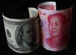 Forex - Yuan Fall on Weak Chinese Data; Dollar Edges Up