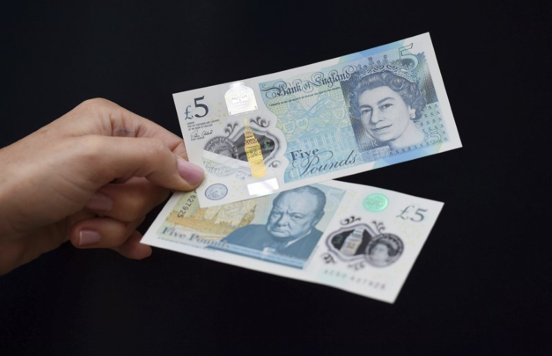 Pound Set to End Win Streak as Experts See Increasing Risk of No-Deal Brexit By Investing.com