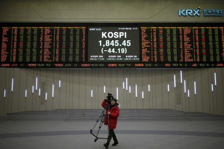 Bolsa de Seul não abre nesta segunda-feira