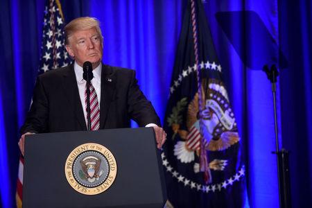 """Trump diz que há """"chance muito boa"""" de um acordo comercial EUA-China"""