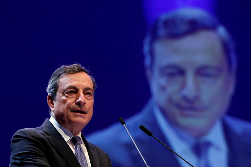 Draghi Expected to Detail ECB's Tapering Choices