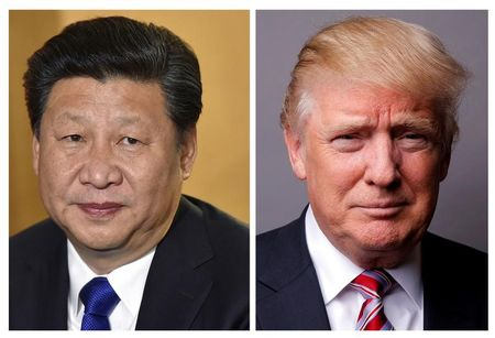 Trump Says U.S. Is Talking With China but Not Ready for a Deal