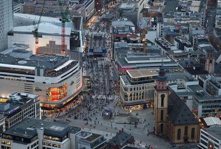 German Economy Heads for Steep Recession on Coronavirus Impact
