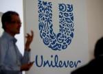 Рост квартальной выручки Unilever замедлился до 2,6%