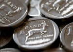 UPDATE 2-South Africa's rand caps dramatic week at six-month low, stocks weak