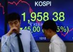 La Bolsa de Seúl retrocede un 0,76 % al cierre hasta los 2.475,03 puntos