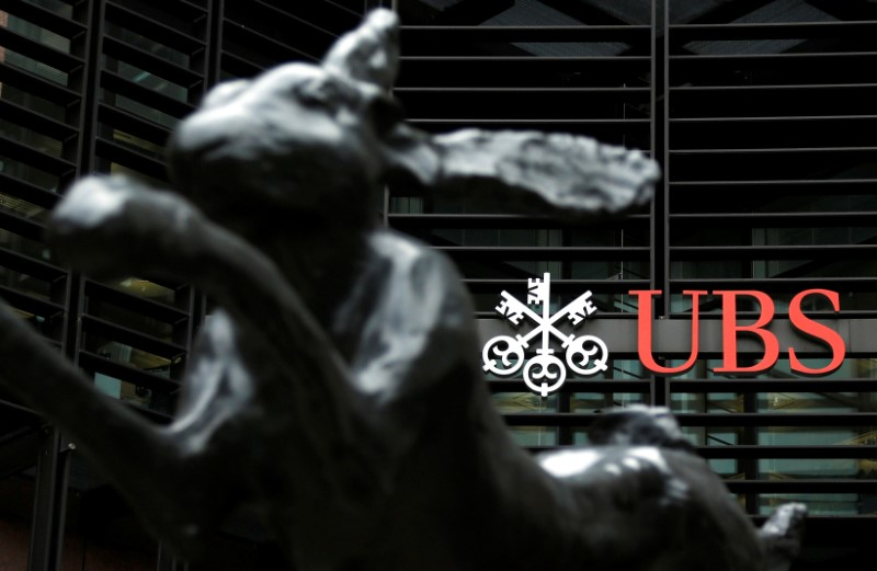 European Stocks Mixed; UBS Helps Mitigate Early Losses