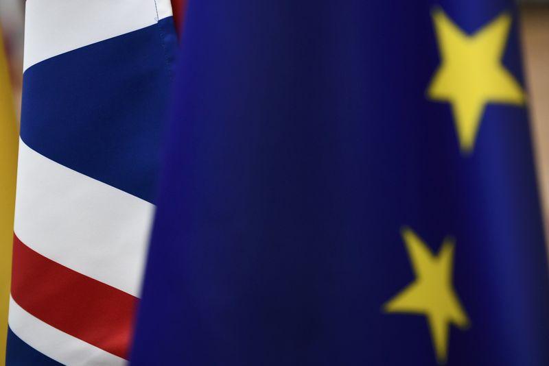 © Reuters.  Merz sieht gravierende Brexit-Auswirkungen auf EU-Wirtschaft