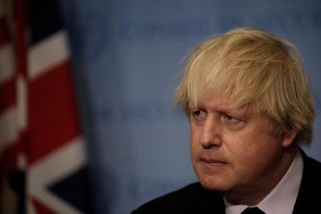 فوركس- الجنيه الاسترليني  ينخفض حيث جونسون يحي المخاوف القوية من خروج بريطانيا