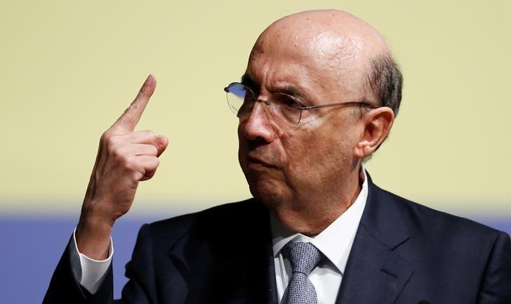 © Reuters.  Meirelles diz que elevação do rating brasileiro é questão de tempo