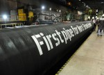 Erste Teilgenehmigung für Gaspipeline Nord Stream 2