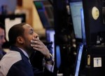 Stocks – S&P Falls on Trade Jitters, Tech Weakness