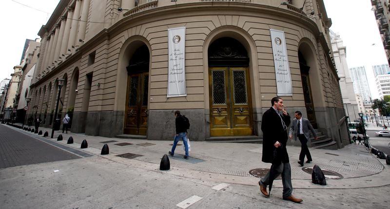 La Bolsa de Buenos Aires cierra con una subida del 1,21 %