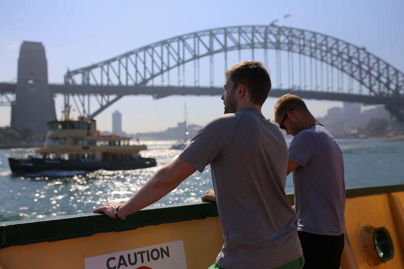 © Reuters.  Население Австралии достигло 25 млн человек - на 30 лет раньше, чем ожидалось