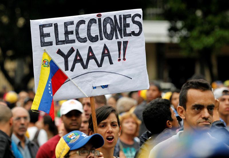 © Reuters.  Prisão na Venezuela onde estão detidos ativistas e missionário de Utah tem conflito