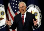 Tillerson set to meet Trudeau for N. Korea crisis talks - source
