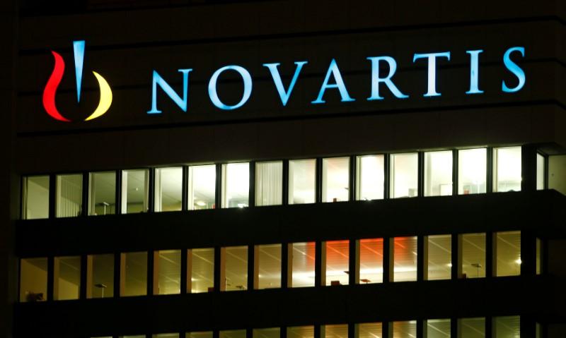 Pharmakonzern Novartis rechnet erneut mit kräftigem Wachstum Von Reute