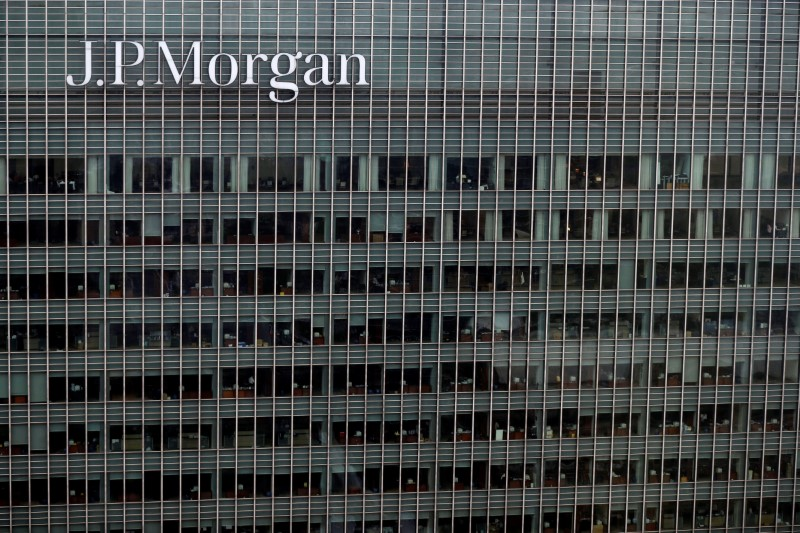 © Reuters.  US-Institut JPMorgan Chase wird Clearingbank für Yuan-Geschäfte in USA