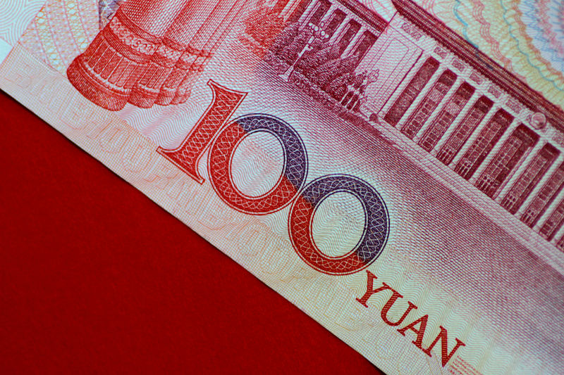 FOREX-Yen surges, offshore yuan tumbles as trade war intensifies By Re