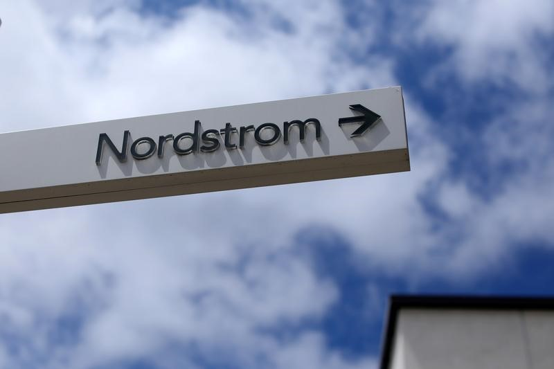 © Reuters. Nordstrom Earnings Beat, Revenue Inline In Q3