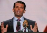 Trump Jr. says missing out on India deals because of father's self-imposed curbs