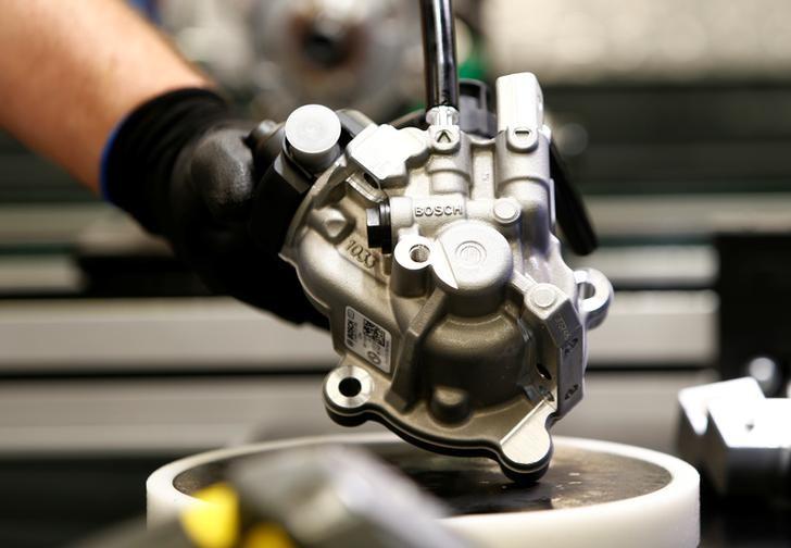 Knorr-Bremse muss Bosch 20-Prozent-Anteil an Lkw-Sparte abkaufen Von Reuters