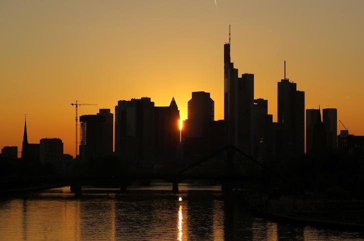 © Reuters.  Germany faces 100 billion euro budget gap through 2023 - Spiegel