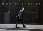 REFILE-Australia c.bank maps steady path for rates on tepid inflation, wage growth