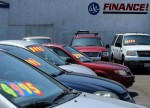 U.S. retail sales unexpectedly rise on automobile purchases