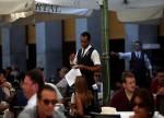 VIRUS-TICKER-PMI - Rekordtief bei Spaniens Dienstleistern